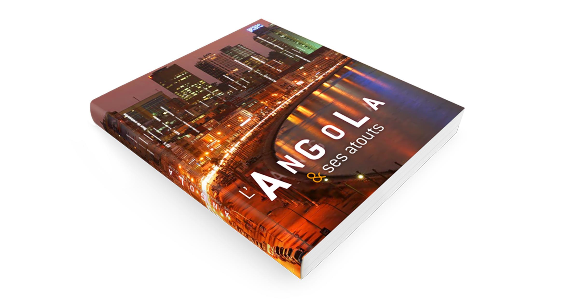 Livre 40 ans de l'Angola