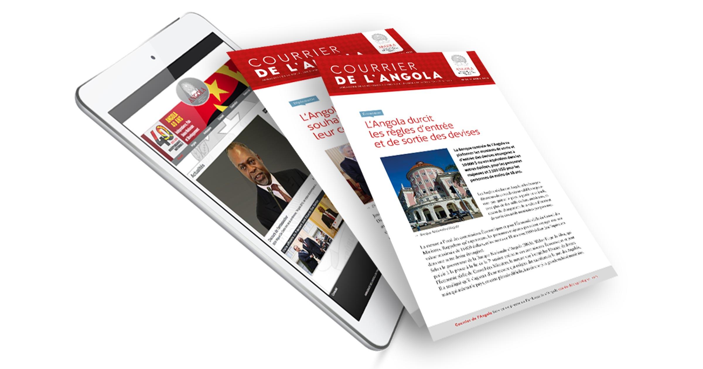 newsletter angola